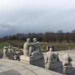 Oslo-Vigeland Sculpture Park