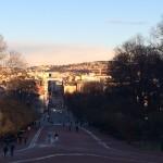 Oslo in April 2015